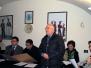 Incontro con S.E. Michele De Rosa e 80 anni Mons Nicola Vigliotti 29 Dicembre 2004