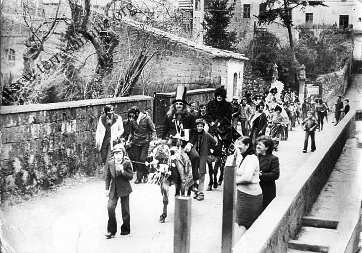 La Cavalcata dei Dodici Mesi…Luzzano di Moiano Benevento